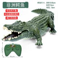 儿童电动玩具鳄鱼遥控霸王龙会动会走路大恐龙玩具大号男孩子机器 0