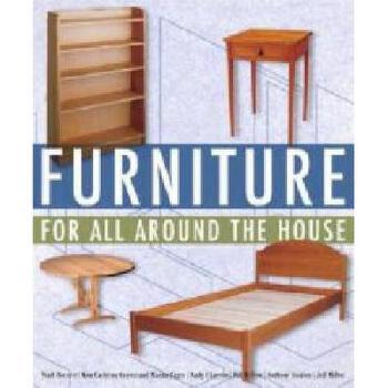 【预订】Furniture for All Around the House 美国库房发货,通常付款后3-5周到货!