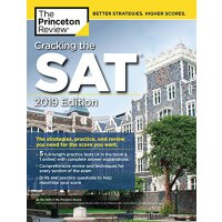 Cracking the SAT with 5 Practice Tests 2019 Ed. 破解SAT考试2019