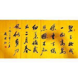 赵朴初《书法869》著名书法家