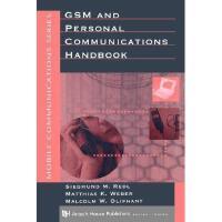【预订】GSM and Personal Communications Handbook