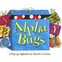 Alpha Bugs: A Pop-Up Alphabet (David Carter's Bugs) 神奇动态体验立体