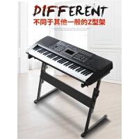54键61键76键88键带护角Z型电子琴架可升降雅马哈卡西欧电钢琴架