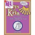 【中商海外直订】Keys to Kria: Advanced Hebrew Reading Level: Reinfo