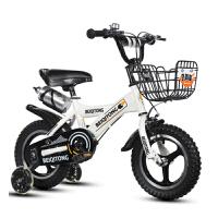 儿童自行车男孩3-10岁18寸童车14寸16寸20寸一体轮学生小孩单车宝宝脚踏车