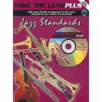 【预订】Take the Lead Plus Jazz Standards: Bass [With CD