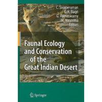 【预订】Faunal Ecology and Conservation of the Great Indian