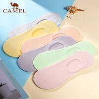 Camel/骆驼袜子女短袜浅口 韩国可爱棉质夏天透气隐形船袜6双装