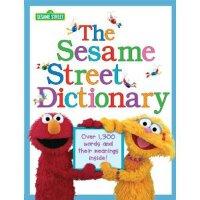 预售 The Sesame Street Dictionary (芝麻街词典 )