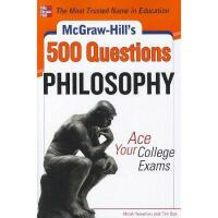 【预订】McGraw-Hill's 500 Philosophy Questions: Ace Your
