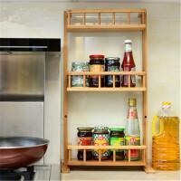 门扉 架子 简约原色实木多样多层牢固冰箱卫浴壁挂置物厨房调味整理收纳储物架