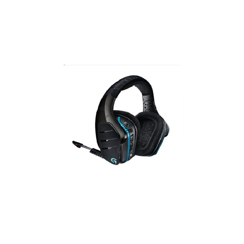 Logitech/罗技 G933 游戏无线耳机耳麦  7.1头戴式  游戏耳机麦克风 G933立体声头戴耳机麦克风