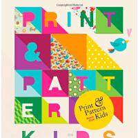 英文原版Print & Pattern