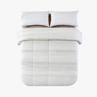 当当优品棉花单人冬被 全棉双层纱新疆棉花被芯150x200cm被子 玉石源(驼)