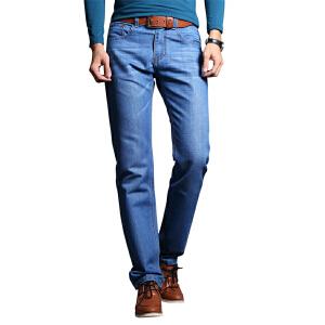 1号牛仔  男士时尚休闲百搭长裤男牛仔裤男装