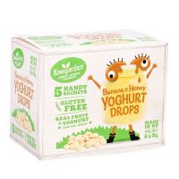 新西兰 奇异果园 kiwigarden 蜂蜜香蕉酸奶溶豆 宝宝 健康零食