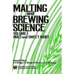 【预订】Malting and Brewing Science: Malt and Sweet Wort