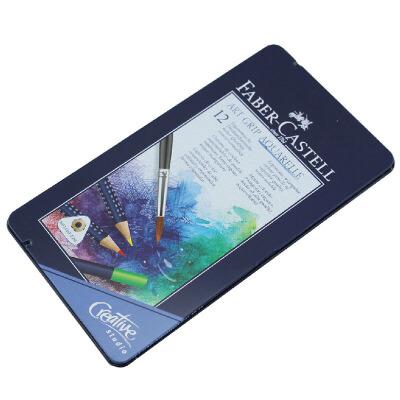 辉柏嘉Faber-castell蓝盒三角点阵水溶性彩色铅笔水溶彩铅 发货周期:一般在付款后2-90天左右发货,具体发货时间请以与客服协商的时间为准