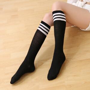 【春夏特价】春季女袜及膝袜中筒运动袜时尚百搭性感女神短袜子