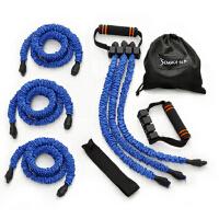 多功能拉力器材臂力健身器材 健身拉力绳 弹力绳力量训练