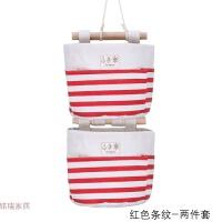卫生间储物袋纸巾盒家用收纳挂袋墙上收纳袋挂袋门后挂兜 35cm*28cm
