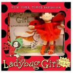 【预订】Ladybug Girl Book and Doll Set [With Doll]