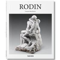 【现货】 罗丹 RODIN 雕塑 雕像作品集 Taschen 英文原版 艺术图书籍