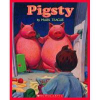【预订】Pigsty [With CD]