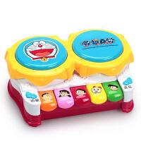 宝宝手拍鼓早教婴儿多功能拍拍鼓电动益智音乐玩具3岁