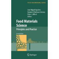 【预订】Food Materials Science: Principles and Practice