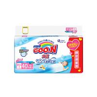 [当当自营]GOO.N大王 维E系列环贴式 婴儿纸尿裤 初生号NB40+2片(适合5kg以下)