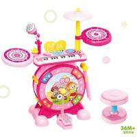 初学者1-3-6岁宝宝爵士鼓大号敲打乐器小孩儿童架子鼓玩具