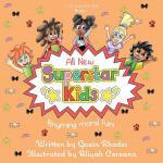 【预订】All New Superstar Kids: Rhyming Moral Fun