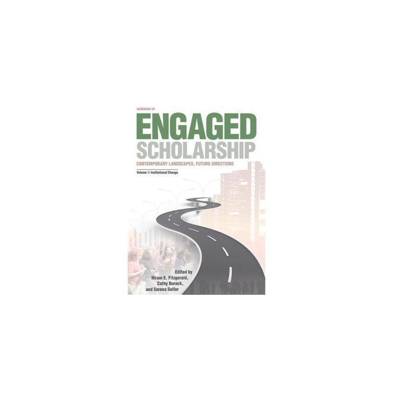 【预订】Handbook of Engaged Scholarship: Contemporary 美国库房发货,通常付款后3-5周到货!