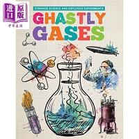 【中商原版】STEM实验课气体 Strange Science and Explosive Experiments Gh
