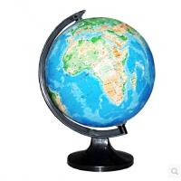 平面地形地球仪 1:4千万 32公分 地理教学仪器实验器材