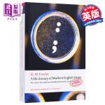 【中商原版】牛津现代英语用法词典 牛津世界经典系列 英文原版 A Dictionary of Modern Engli