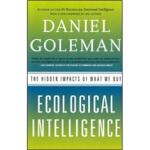 【正版全新直发】Ecological Intelligence Daniel Goleman(丹尼尔・戈尔曼) 978