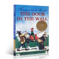 英文原版 The Door in the Wall 墙上的门儿童文学小说纽伯瑞金奖