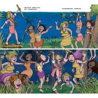 奇想国 疯狂妈妈国 精装硬壳 2-3-4-5-6周岁儿童宝宝少儿故事图画书籍 幼儿园大班中班小班课外阅读绘本图书宝宝睡前