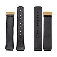 牛皮手表带 款式折叠扣华为B2 B手环表带