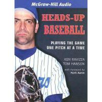 【预订】Heads-Up Baseball: Playing the Game One Pitch at a