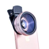 蛇蝎龙 二合一手机镜头 0.45x超广角微距苹果安卓手机自拍通用