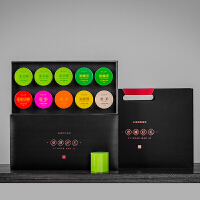 龙井春茶绿茶雨前龙井茶叶散装大份量小罐礼盒组合茶装