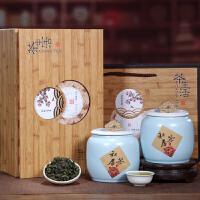 铁观音茶叶 茶叶礼盒装 浓香型 特级安溪铁观音500g