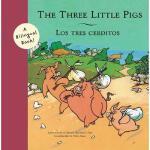 【预订】The Three Little Pigs/Los Tres Cerditos Y9780811850643