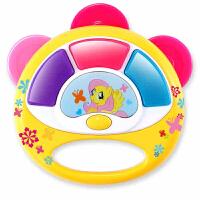 美高乐 小马宝莉 迷你婴儿手摇铃 儿童电动音乐玩具MG364
