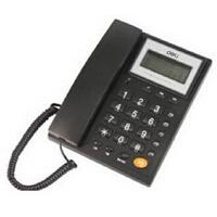 得力786电话机 家用商用电话座机 带线有分机功能 办公设备