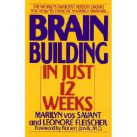 【预订】Brain Building in Just 12 Weeks