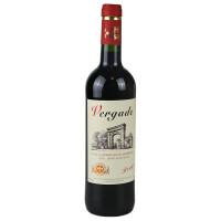 法国维克多干红葡萄酒 750ml 单支装